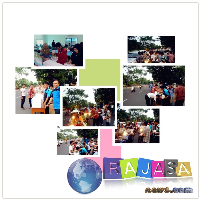 Bagi-bagi Takjil 2015