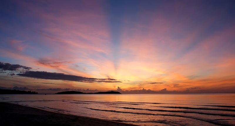 Akhir dari Sunrise