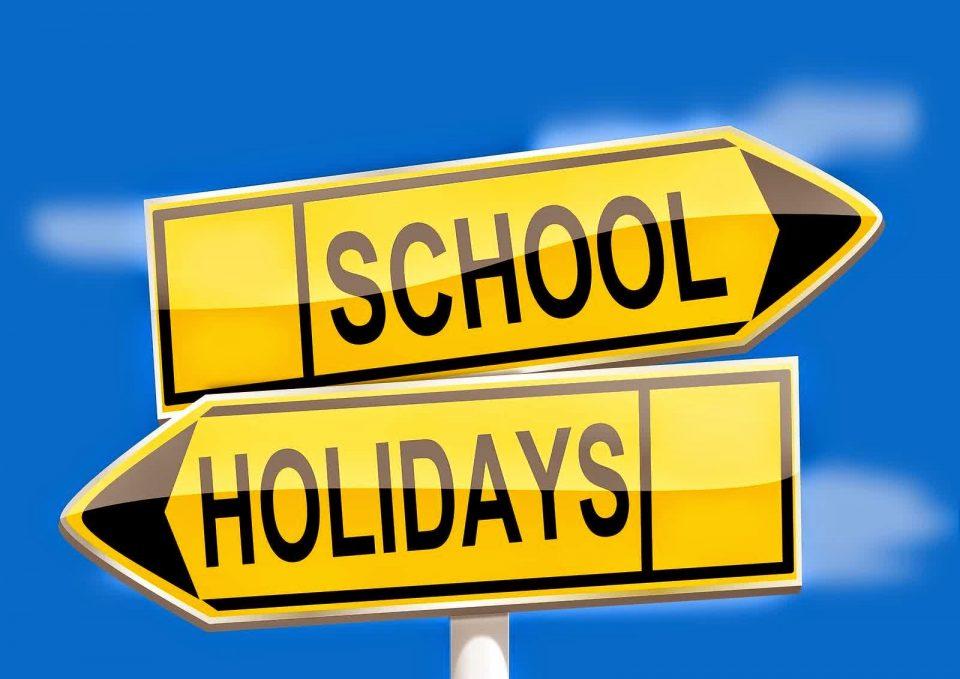 libur sekolah