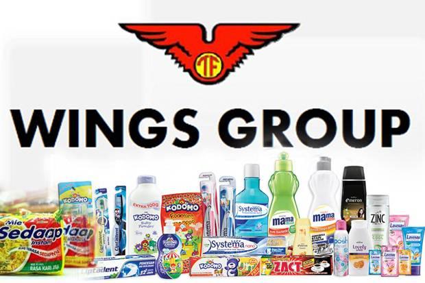 Info Loker Wings Group