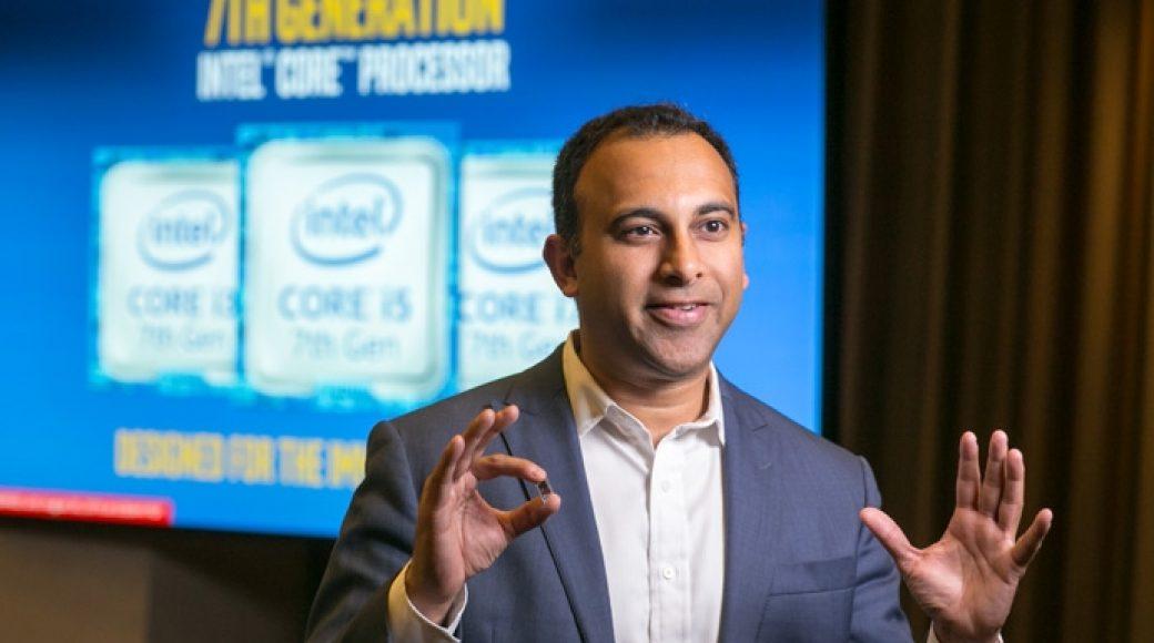 Prosesor Generasi Ke-7 Intel