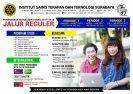 Pendaftaran Mahasiswa Baru STTS Melalui Jalur Reguler