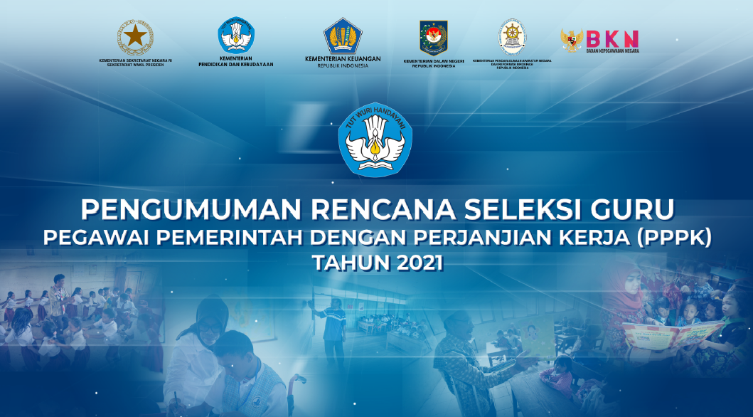 Rekrutmen Seleksi PPPK 2021 Yang Wajib Diketahui